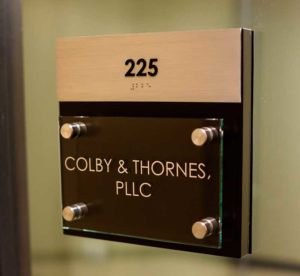 Colby & Thornes Estate Planning Lawyers